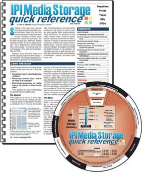 IPI Media Storage Quick Reference
